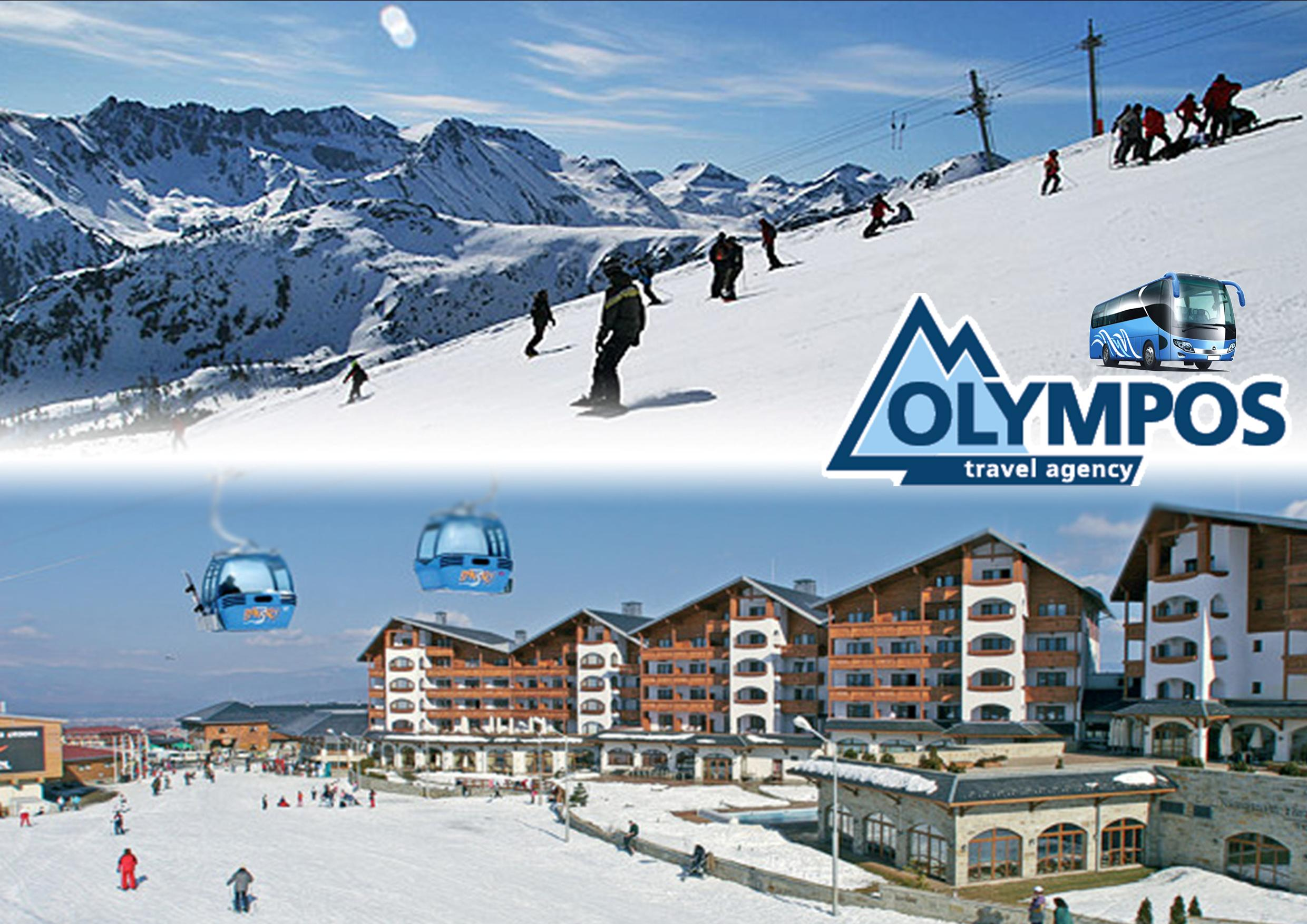 weekly bansko by olympos travel
