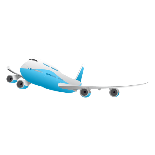 0af894361b95bc6f5fdb5e70c1192f3a-flying-glossy-airplane-by-vexels
