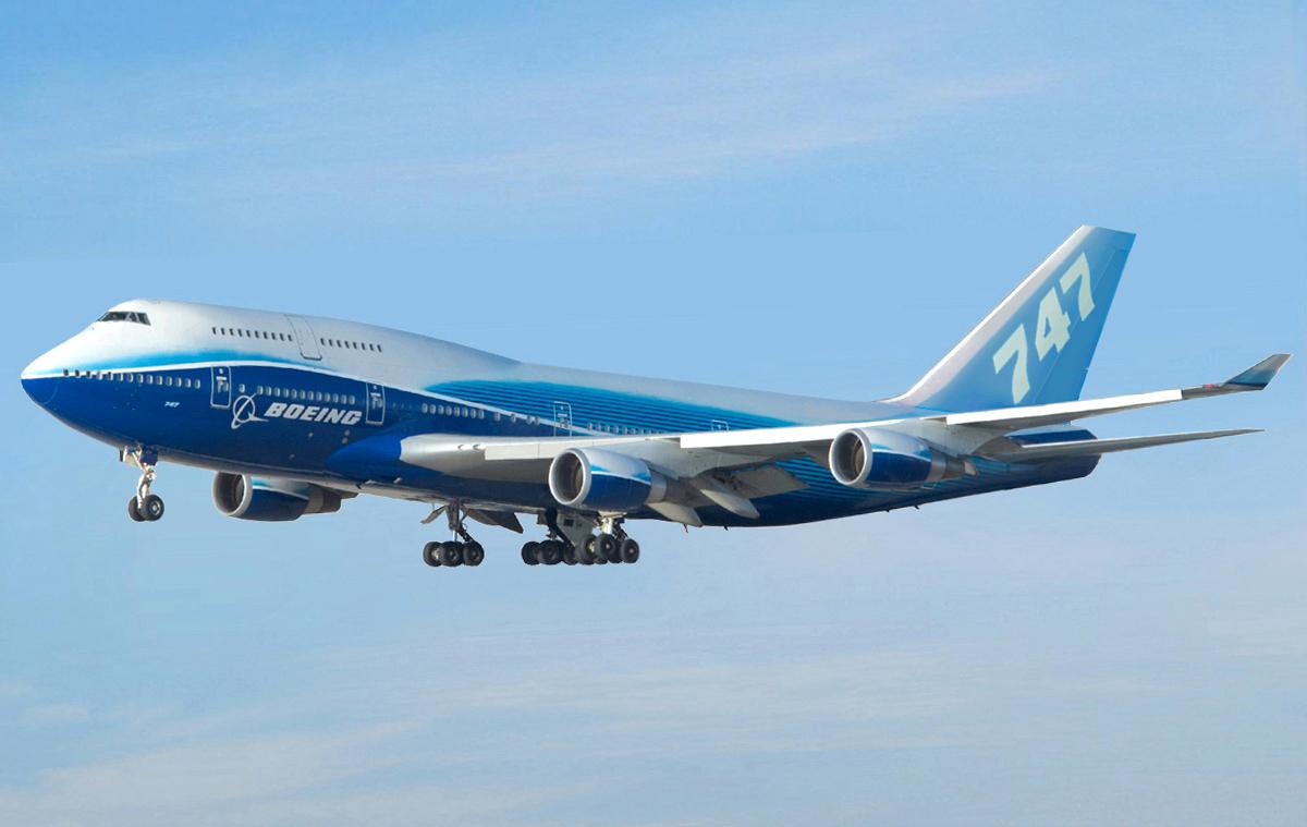 BOEING 747 by flytrip.gr