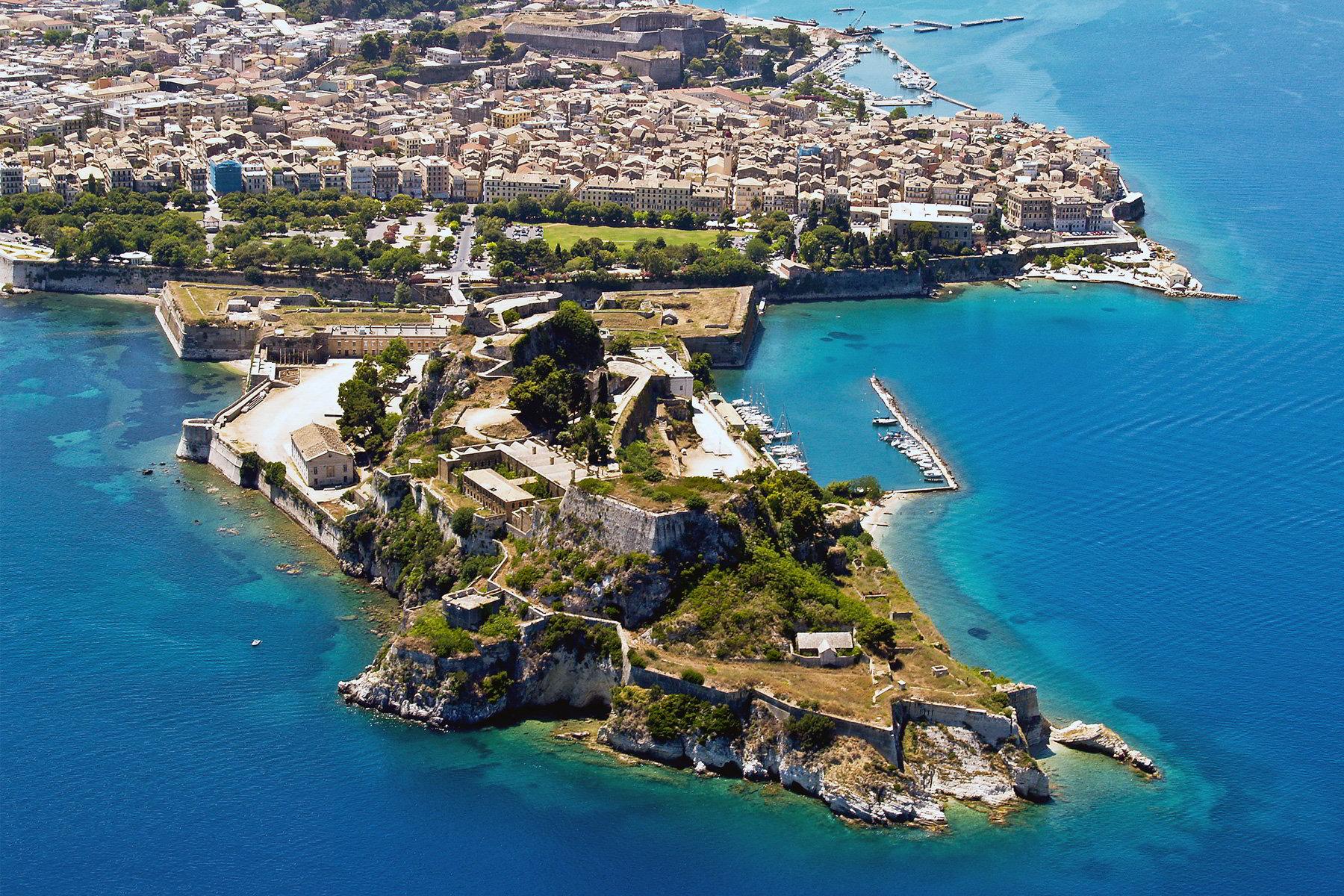 Corfu by Flytrip.gr