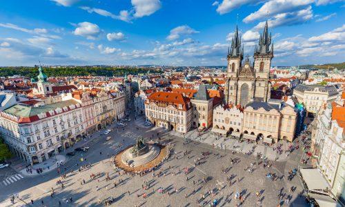 Old Town of Prague, Czech -flytrip