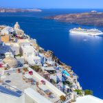 Cruising-Santorini-Greece