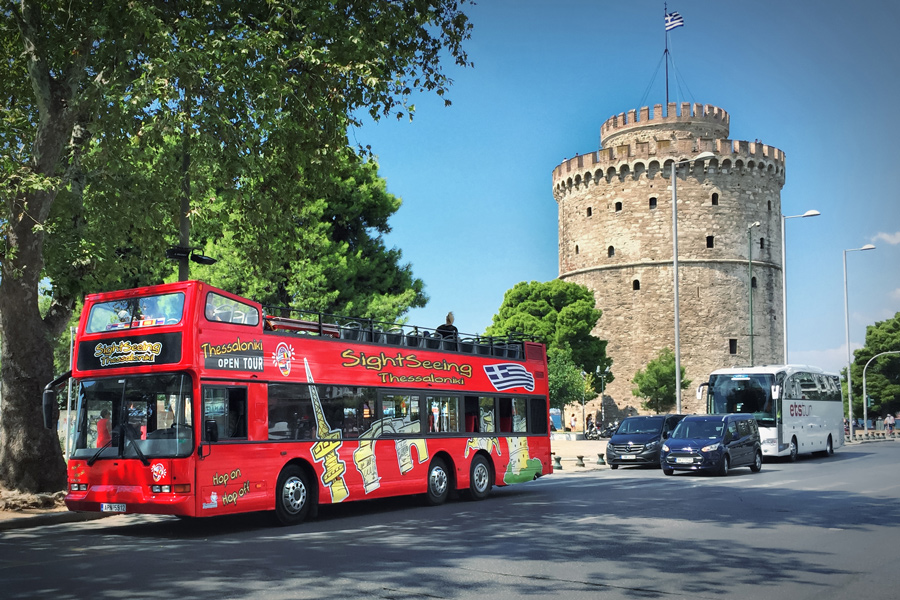 Hop-on-Hop-off-Sightseeing-Travelen-Thessaloniki